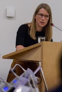 Maiden speech 18 december 2014